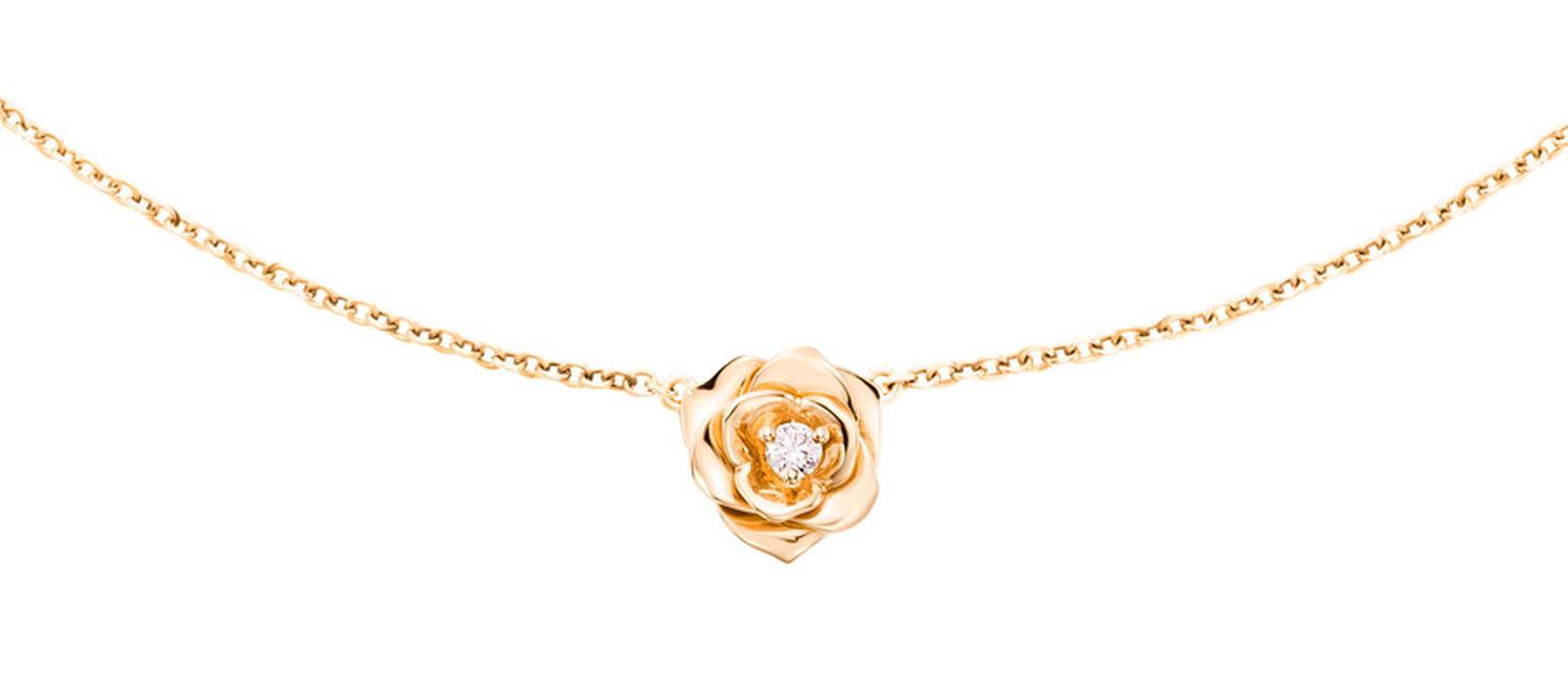 Image result for piaget rose pendant