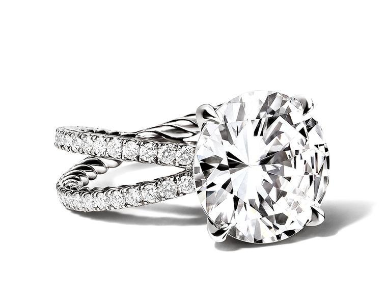 Popular Brand-new rings in David Yurman's bridal range | The Jewellery Editor BI48