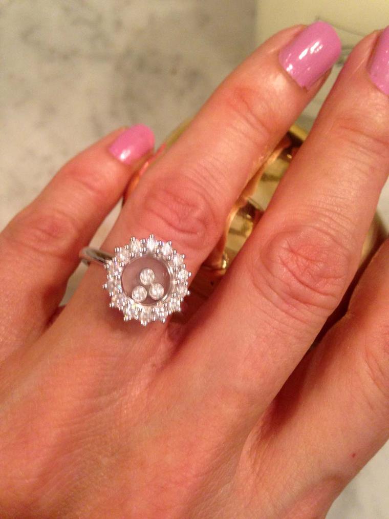Chopard Hy Diamonds Ring 4 210